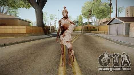 Dreadout - Pocong for GTA San Andreas second screenshot
