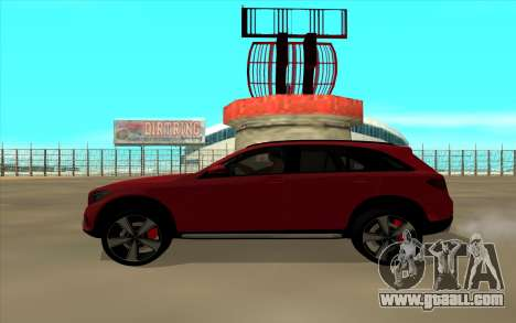 Mercedes Benz GLC for GTA San Andreas