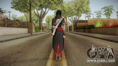 Shao Jun Hoodie Down for GTA San Andreas third screenshot