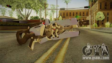 Overwatch 9 - Widowmakers Rifle v1 for GTA San Andreas