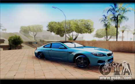 BMW M6 Stance for GTA San Andreas
