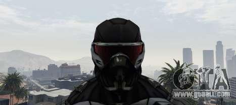 GTA 5 Crysis 2 NanoSuit Black third screenshot