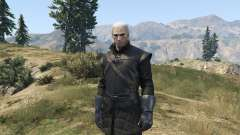 Geralt of Rivia New Moon Gear
