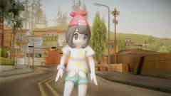 Pokemon SM - Selene v2 for GTA San Andreas