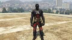 Arkham Knight for GTA 5