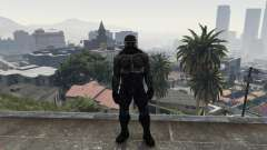 Crysis 2 NanoSuit Black for GTA 5