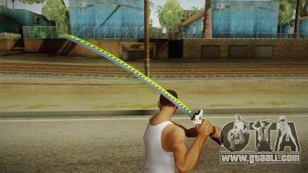 Overwatch 9 - Genjis Sword for GTA San Andreas