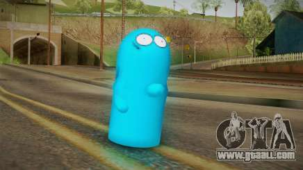 Fosters Home for Imaginary Friends - Bloo for GTA San Andreas