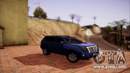 Toyota LC Prado 150 for GTA San Andreas