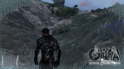 Crysis Script Mod for GTA 5