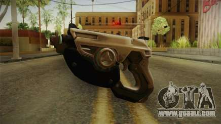 Overwatch 9 - Tracers Pulse Gun v2 for GTA San Andreas