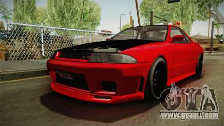 GTA 5 Annis Elegy Retro Custom v2 IVF for GTA San Andreas