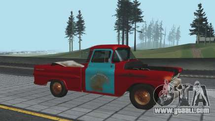 Chevrolet Apache for GTA San Andreas