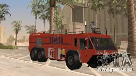 E-One Titan Force 6x6 for GTA San Andreas