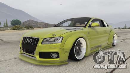 Audi S5 Liberty Walk for GTA 5