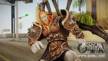 God of War - Ares for GTA San Andreas