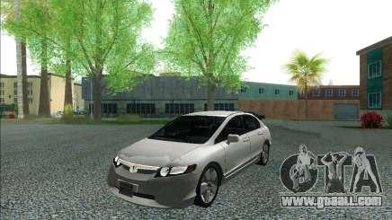 Honda Civic 2007 for GTA San Andreas
