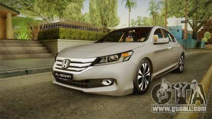 Honda Accord 2015 Sport for GTA San Andreas