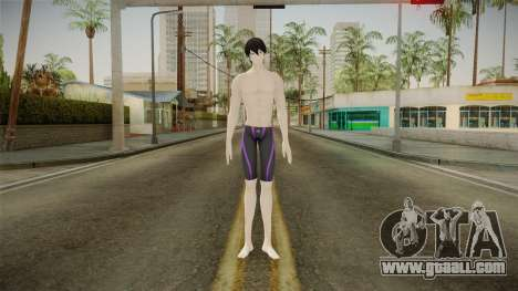 Haruka Nanase for GTA San Andreas second screenshot