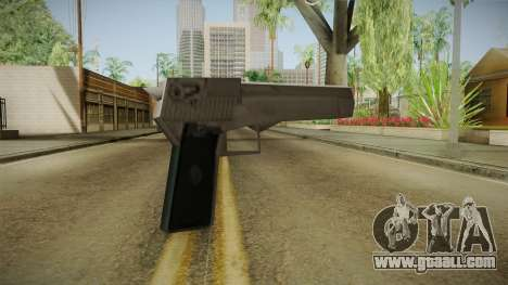 Driver: PL - Weapon 2 for GTA San Andreas second screenshot