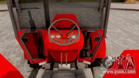 IMT 540 for GTA San Andreas inner view