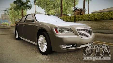 Chrysler 300C Hajwalah 2015 for GTA San Andreas right view