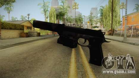 Resident Evil 7 - Albert-01R for GTA San Andreas