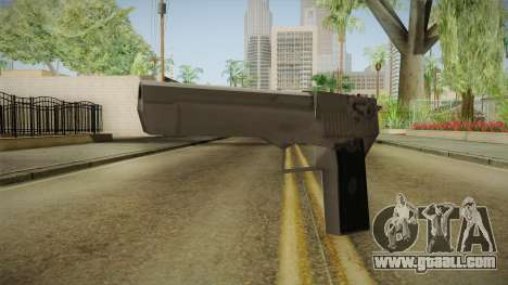 Driver: PL - Weapon 2 for GTA San Andreas