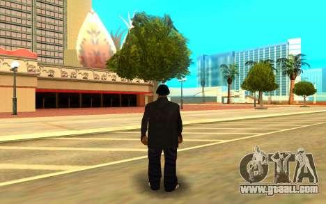GROVE GANG for GTA San Andreas second screenshot