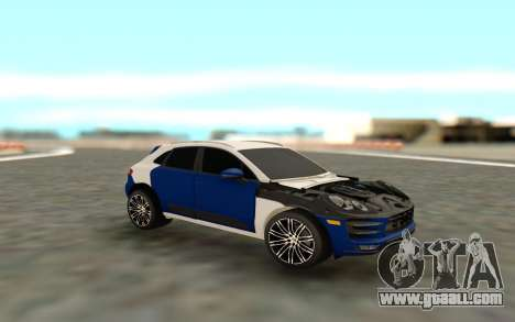 Porsche Macan S for GTA San Andreas