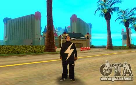 GROVE GANG for GTA San Andreas