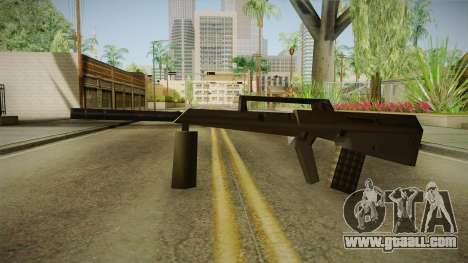 Driver: PL - Weapon 3 for GTA San Andreas