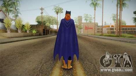 DC Legends - Batgirl Legendary for GTA San Andreas third screenshot