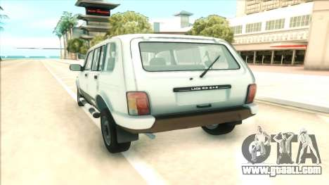 Lada Niva Urban for GTA San Andreas right view
