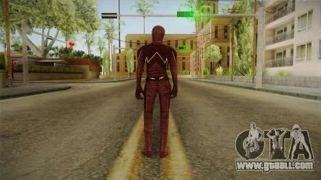 The Flash TV - The Flash v2 for GTA San Andreas third screenshot