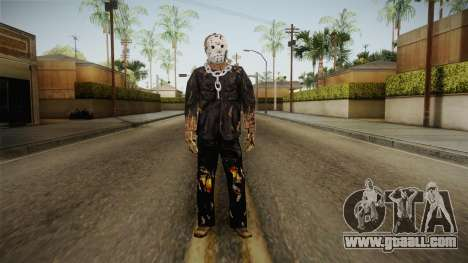 Friday The 13th - Jason v4 for GTA San Andreas second screenshot