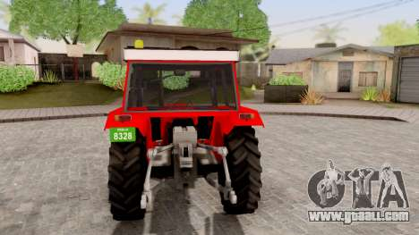 IMT 540 for GTA San Andreas back left view