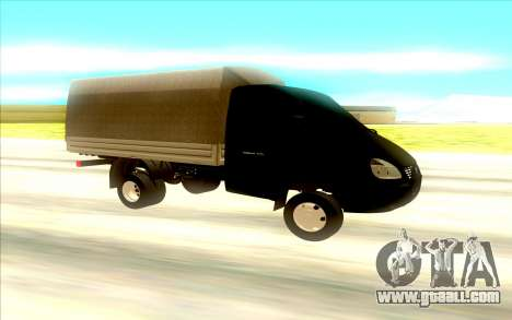 GAZ 3302 for GTA San Andreas
