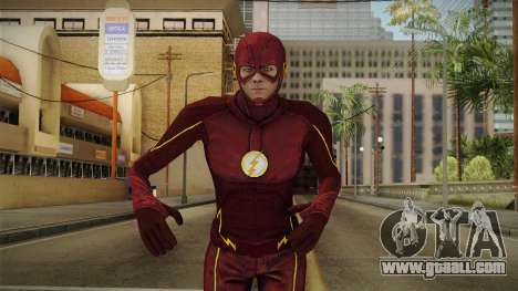 The Flash TV - The Flash v1 for GTA San Andreas