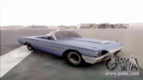 Ford Thunderbird for GTA San Andreas