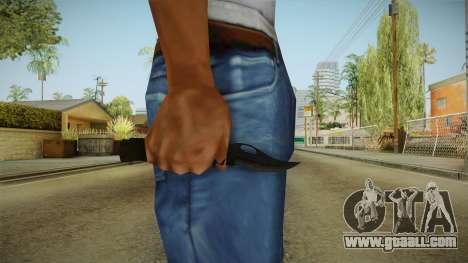 Resident Evil 7 - Pocketknife for GTA San Andreas