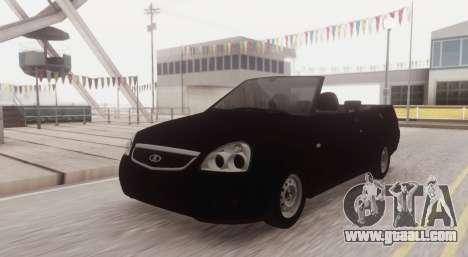 VAZ Convertible for GTA San Andreas