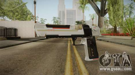 CS:GO - Desert Eagle Mecha for GTA San Andreas second screenshot