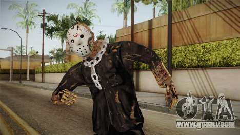 Friday The 13th - Jason v4 for GTA San Andreas