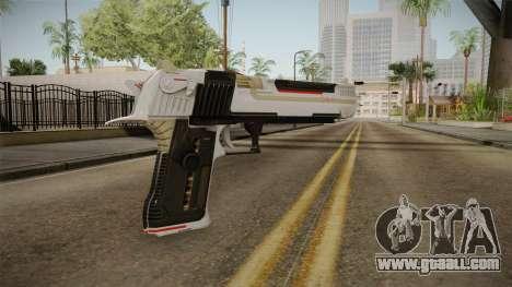 CS:GO - Desert Eagle Mecha for GTA San Andreas third screenshot