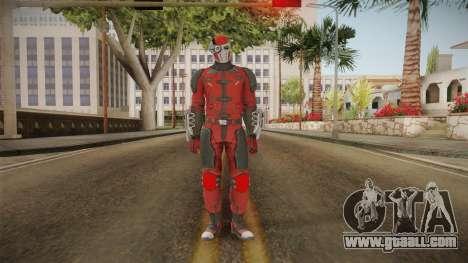 Injustice 2 Mobile - Deadshot v1 for GTA San Andreas