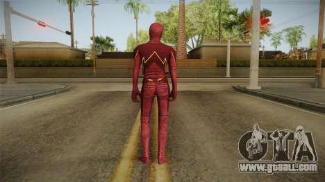 The Flash TV - The Flash v1 for GTA San Andreas third screenshot