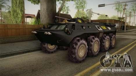 Hungary Police TEK APC for GTA San Andreas