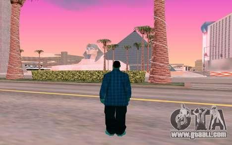 Gansters for GTA San Andreas third screenshot