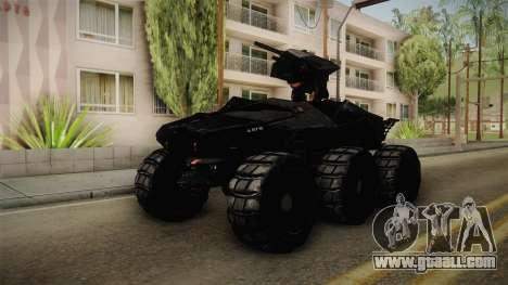 Goliath UGV for GTA San Andreas